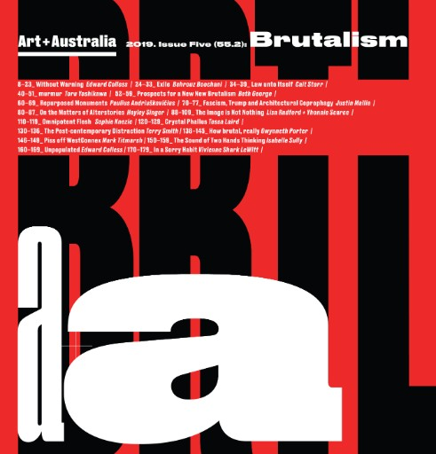 Art & Australia Magazine Subscriptions