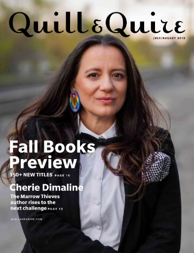 Quill & Quire Magazine Subscriptions
