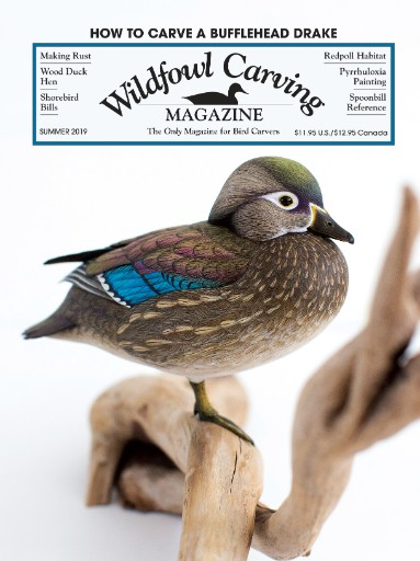 Wildfowl Carving Magazine Magazine Subscriptions