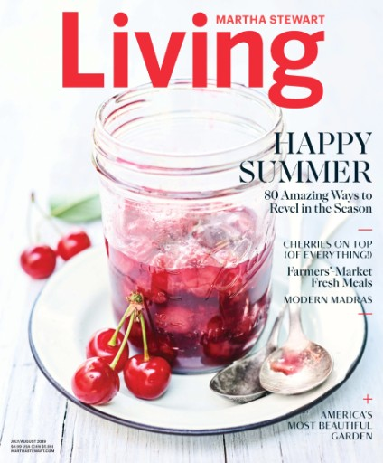 Martha Stewart Living Magazine Subscriptions