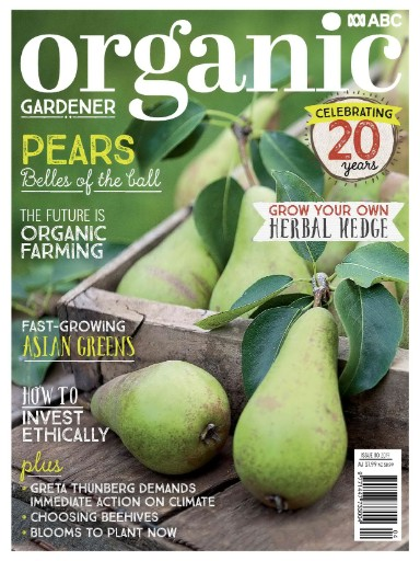 Organic Gardener Magazine Subscriptions