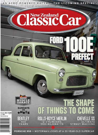 New Zealand Classic Car Magazine Subscriptions