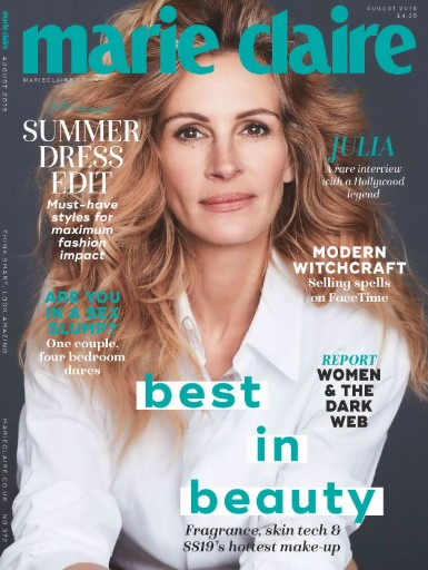 Marie Claire (UK Edition) Magazine Subscriptions