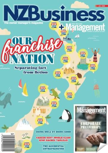 NZ Business + Management Magazine Subscriptions