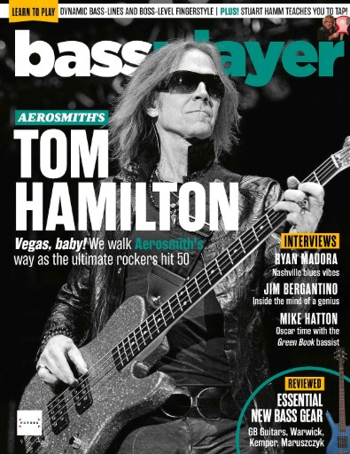 Bass Player Magazine Subscriptions