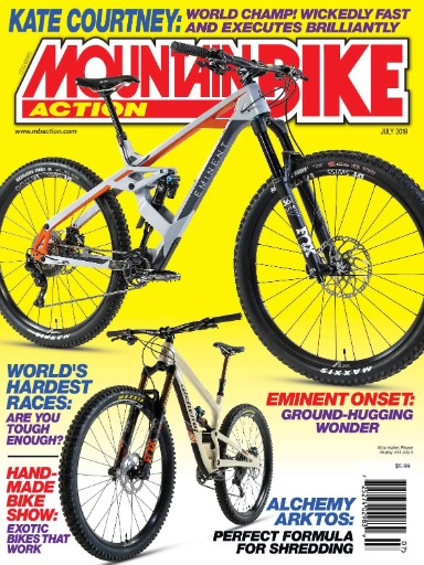 Mountain Bike Action Magazine Subscriptions