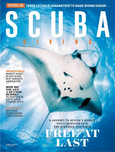Scuba Diving Magazine Subscriptions