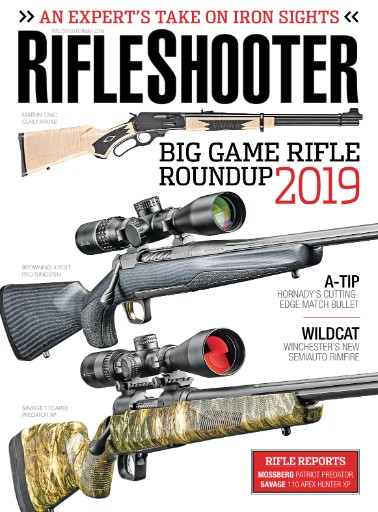 Rifle Shooter Magazine Subscriptions