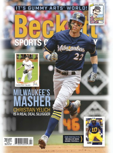 Beckett Sports Card Monthly Magazine Subscriptions