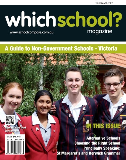 Whichschool?: A Guide to Non-Government Schools - Victoria Magazine Subscriptions