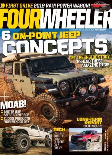 Four Wheeler Magazine Subscriptions