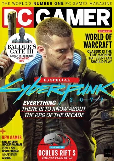 PC Gamer Magazine Subscriptions