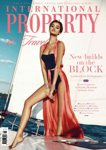 International Property & Travel Magazine Subscriptions