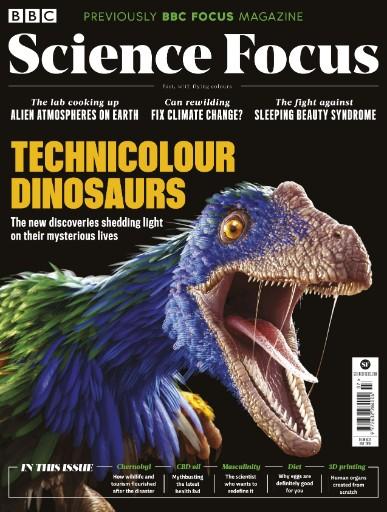BBC Science Focus Magazine Subscriptions