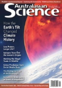 Australasian Science Magazine Subscriptions