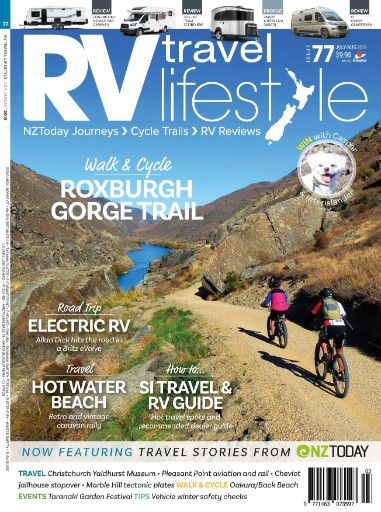 RV Travel Lifestyle Magazine Subscriptions