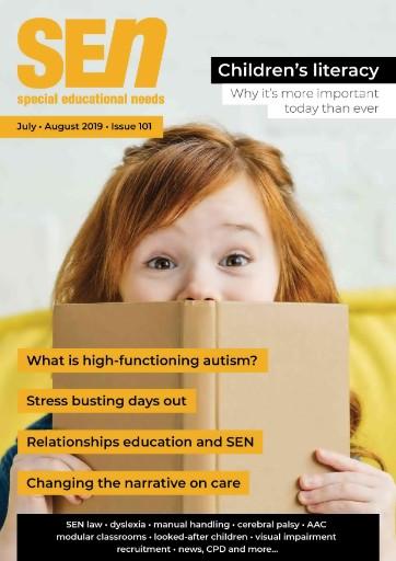 SEN Magazine Magazine Subscriptions