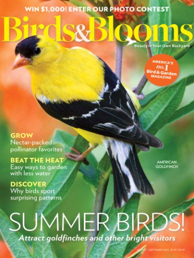 Birds & Blooms Magazine Subscriptions