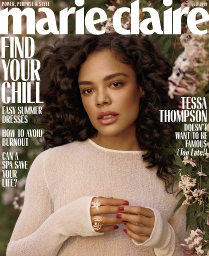 Marie Claire (US Edition) Magazine Subscriptions