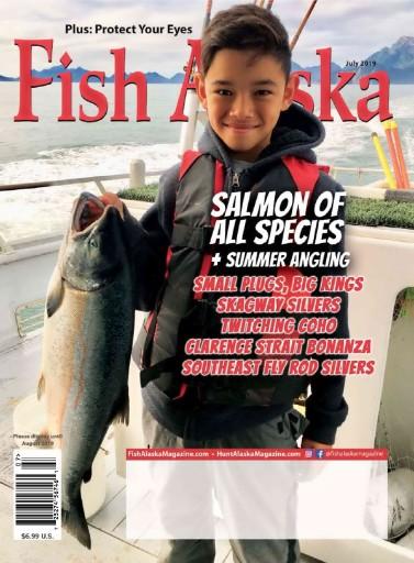 Fish Alaska Magazine Subscriptions