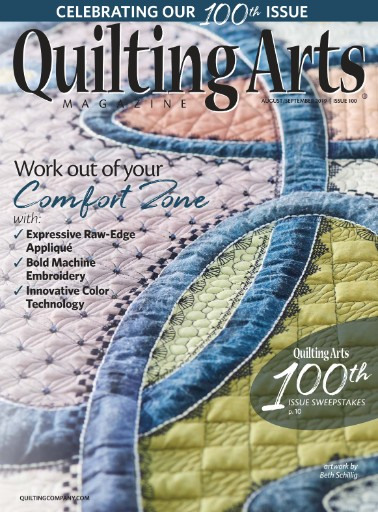 Quilting Arts Magazine Magazine Subscriptions