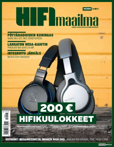Hifimaailma Magazine Subscriptions