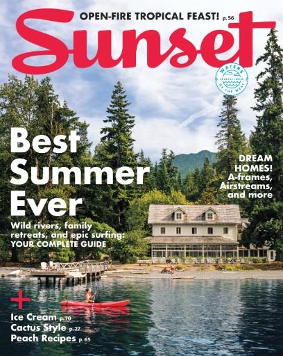 Sunset Magazine Subscriptions