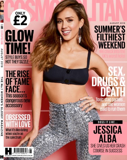 Cosmopolitan (UK Edition) Magazine Subscriptions