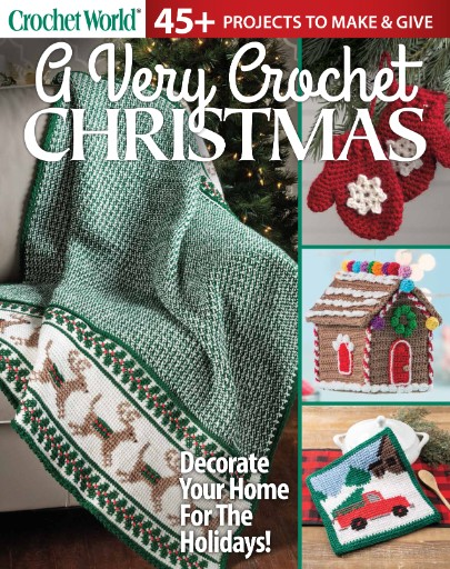 Crochet World Magazine Subscriptions