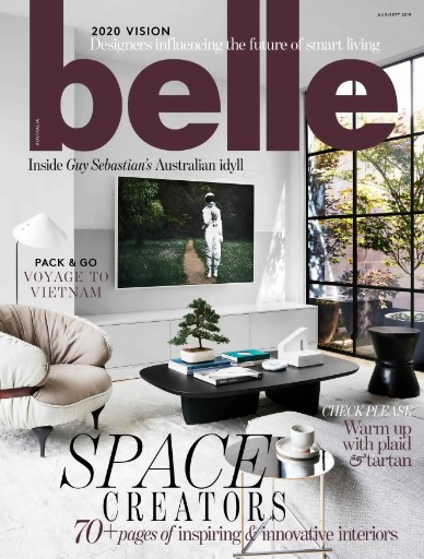 Belle Magazine Subscriptions