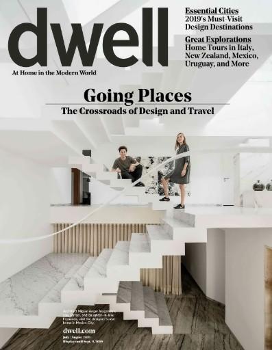 Dwell Magazine Subscriptions