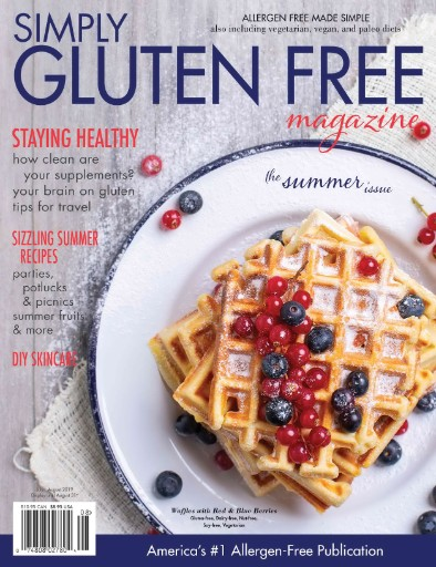 Simply Gluten Free Magazine Subscriptions