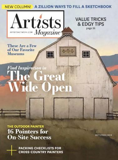 The Artist's Magazine Magazine Subscriptions