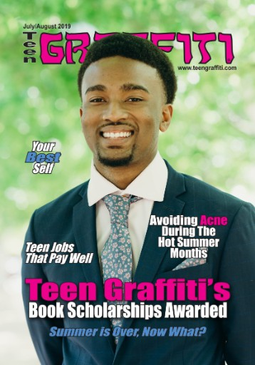 Teen Graffiti Magazine Magazine Subscriptions