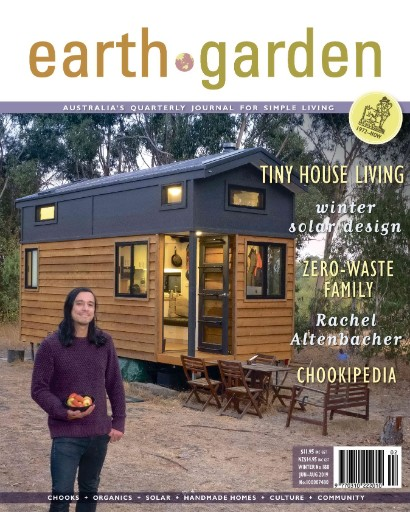 Earth Garden Magazine Subscriptions