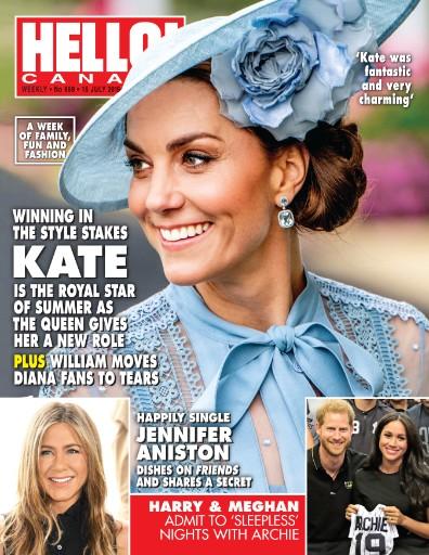 HELLO! Canada Magazine Subscriptions