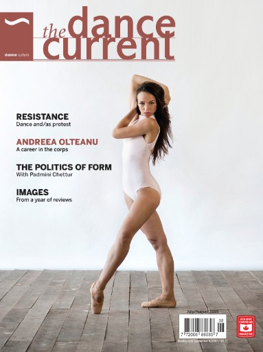 Dance Current: Canada's Dance Magazine Magazine Subscriptions