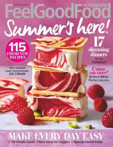 Woman & Home: Feel Good Food Magazine Subscriptions