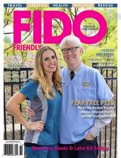 FIDO Friendly Magazine Subscriptions