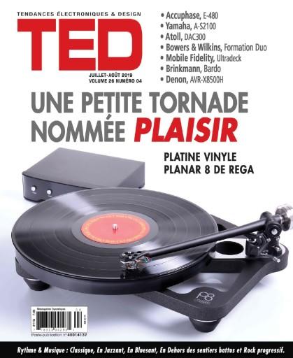 Magazine TED par QA&V Magazine Subscriptions