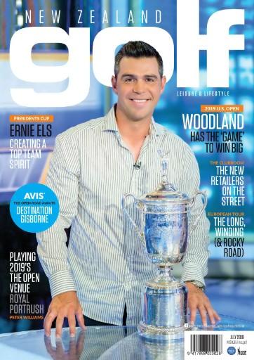 New Zealand Golf Magazine Magazine Subscriptions