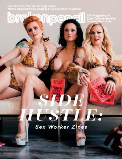 Broken Pencil Magazine Subscriptions