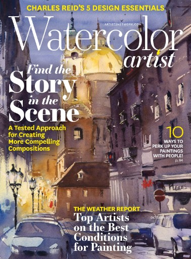 Watercolor Artist Magazine Subscriptions
