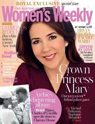 Australian Women's Weekly Magazine Subscriptions
