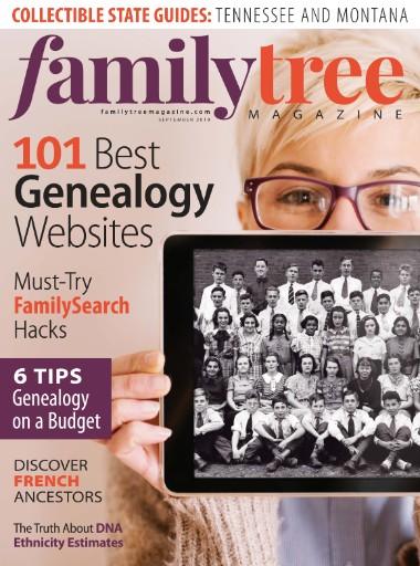 Family Tree Magazine Magazine Subscriptions