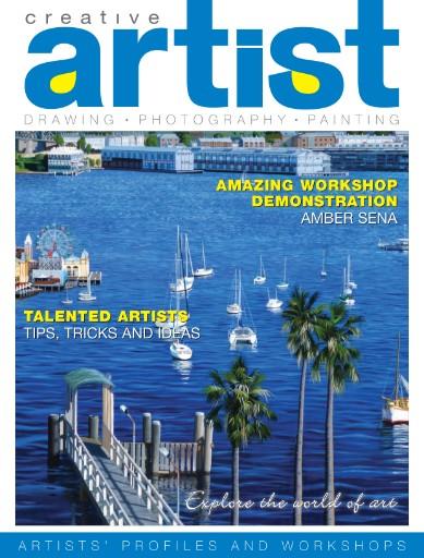 Creative Artist Magazine Subscriptions