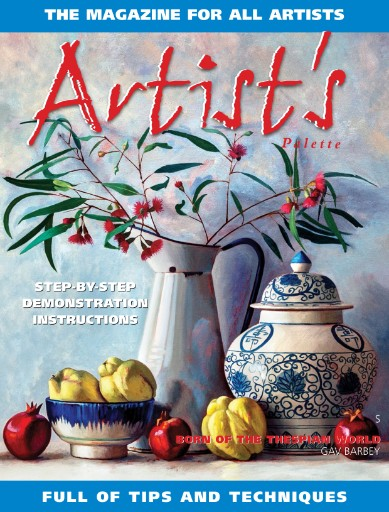 Artist's Palette Magazine Subscriptions