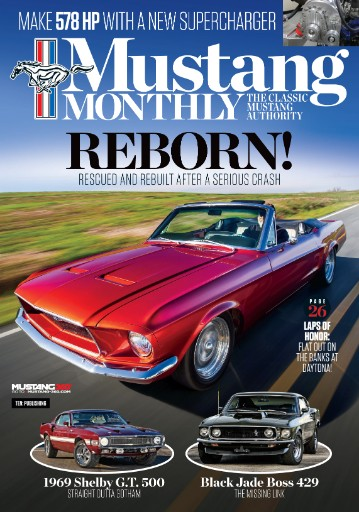 Mustang Monthly Magazine Subscriptions