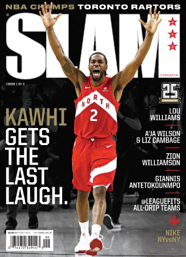 SLAM Magazine Subscriptions