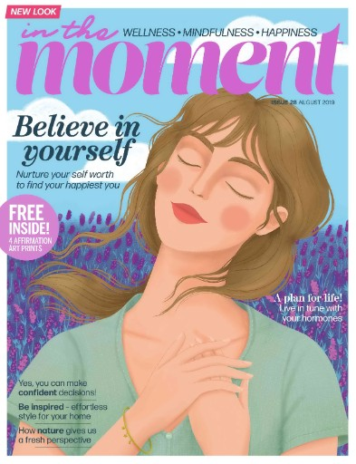 In the Moment Magazine Subscriptions